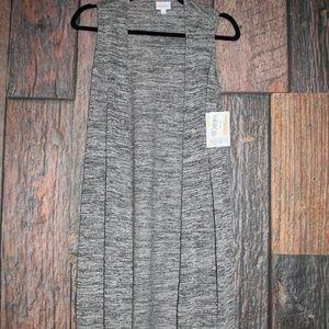 Lularoe XS Joy Sweater Vest